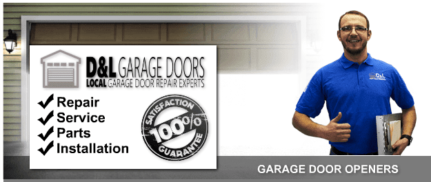 Boise Garage Door Opener Repair