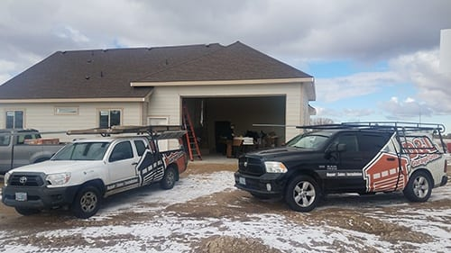 New Garage Door installation In Boise