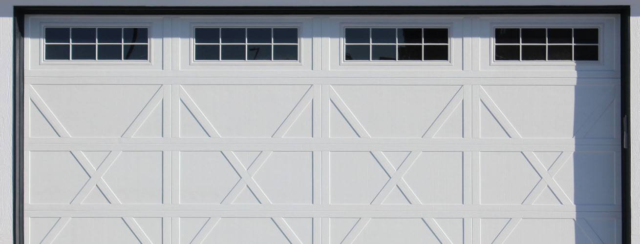 garage door panel boise