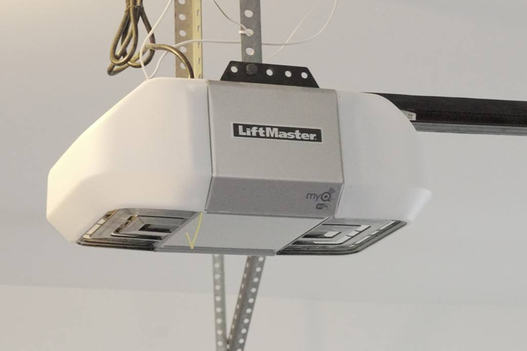 garage door opener installation in Boise by D&L garage Doors